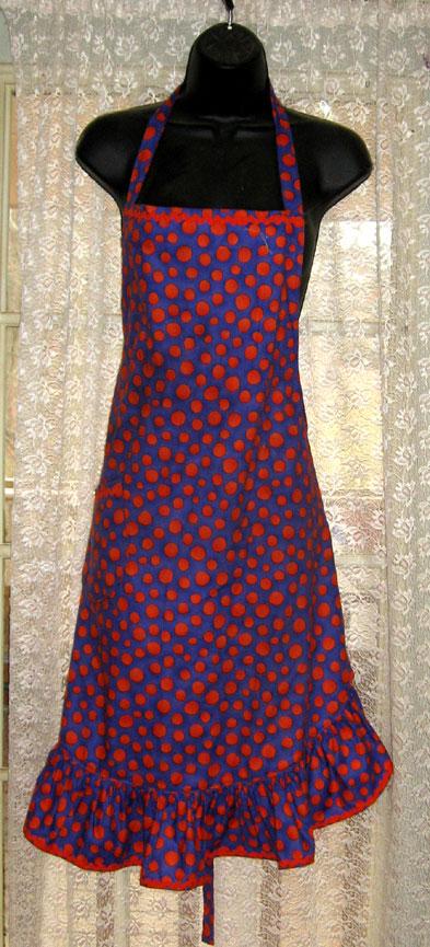 Purple-&-orange-apron