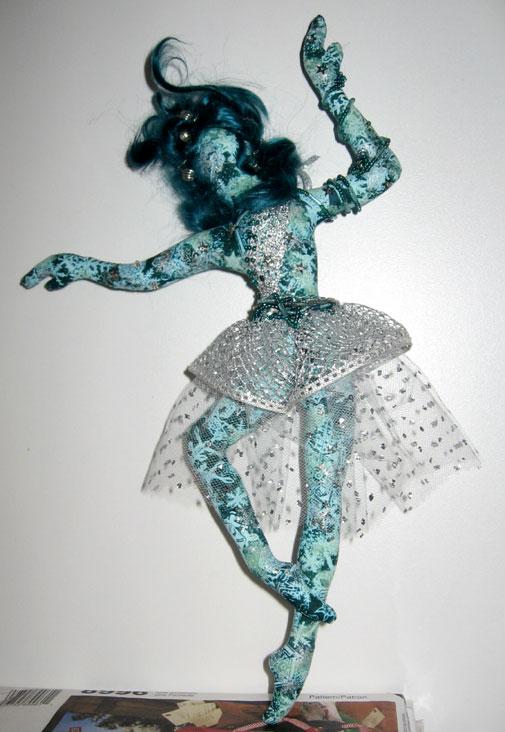 Snowflake-fairy