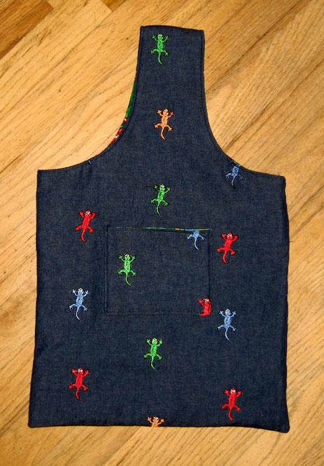 Lizard-bag
