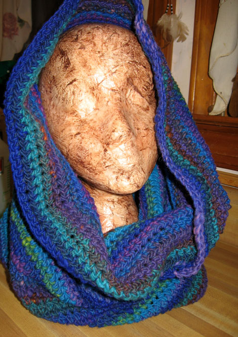 Cowl-front