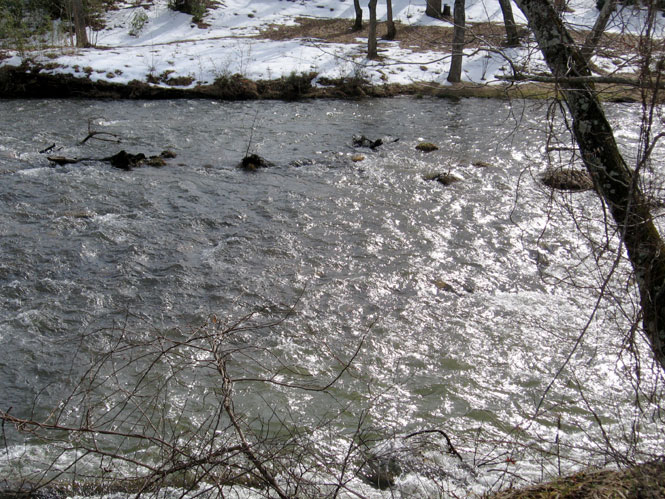 River-gray