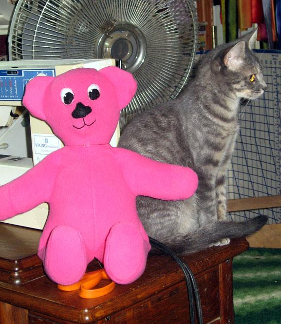 M-bear-naked