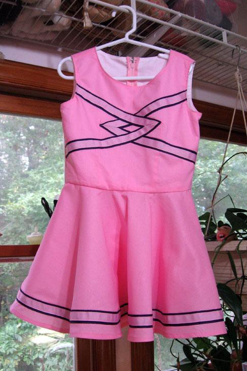 Cheerleader-costume