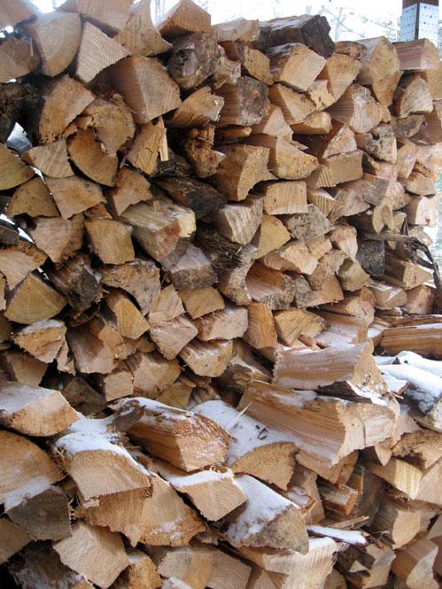 Snowy-wood