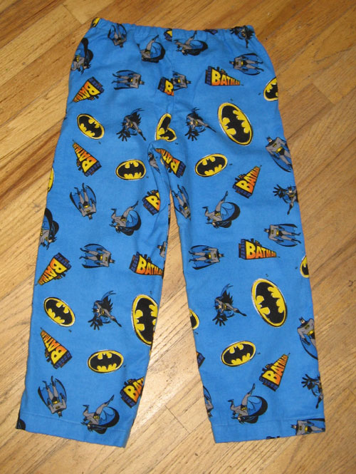 Rileys-batman-pants