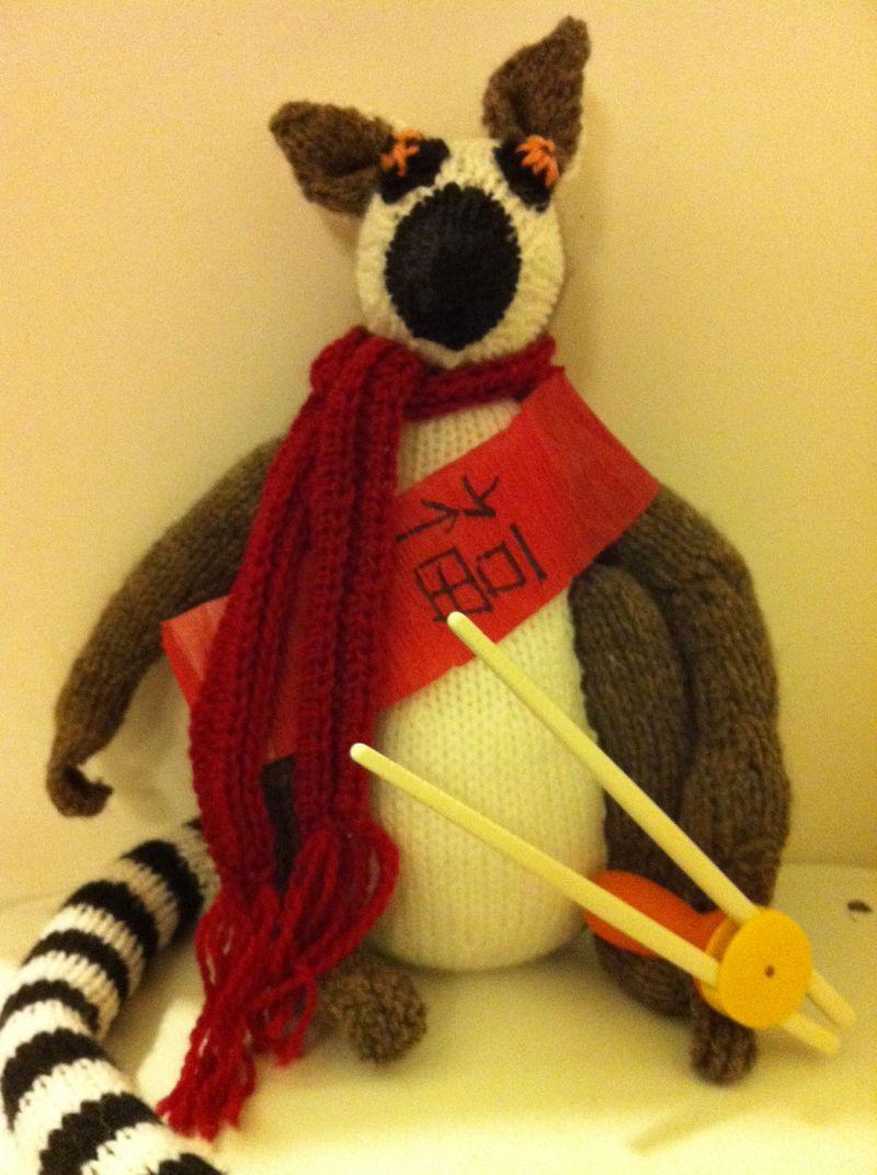 New-year-lemur