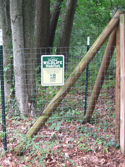 Wildlife-habitat-sign