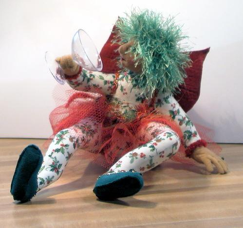Tipsy Christmas Fairy