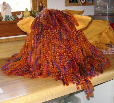 Lionheaddressback